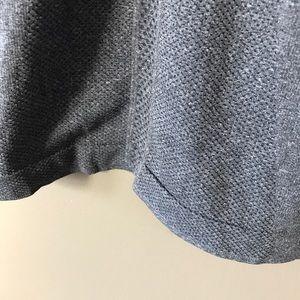 lululemon athletica Tops - Lululemon Dark Gray Swiftly Tank Top Size 6